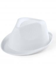 Chapéu borsalino branco criança