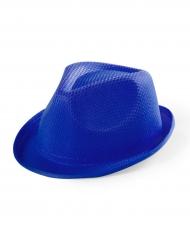 Chapéu borsalino azul criança