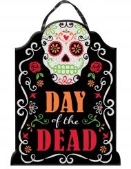 Decoração Dia de los muertos brilhante
