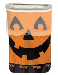 Caixote de lixo Abóboras party Halloween
