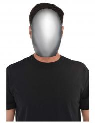 Máscara sem rosto adulto