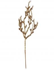 Ramo com lantejoulas douradas 9.5 x 35 cm