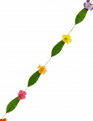 Guirlande Hawaí flores coloridas 1,8m