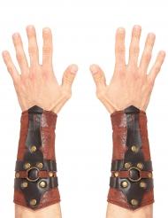 Protetores braços soldado romano