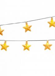 Grinalda luminosa estrela