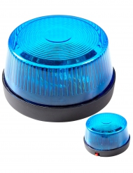Sirene socorro azul 7 x 4 cm