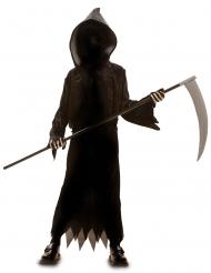 Disfarce senhor da morte invisível criança Halloween