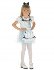 Disfarce miss Dorothy menina