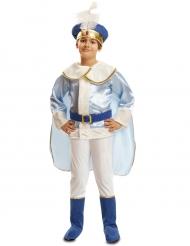 Disfarce príncipe encantado menino