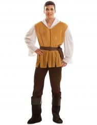 Disfarce taberneiro medieval homem