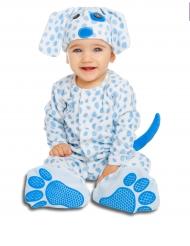 Disfarce cãozinho com chupeta luxo bebé