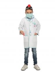 Disfarce cirurgião com acessórios criança