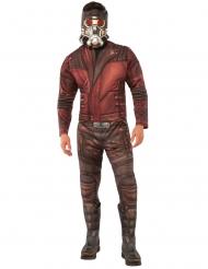 Disfarce com máscara Starlord™ - Os Guardiões da Galáxia 2™ adulto