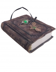 Livro de bruxo luminoso e animado