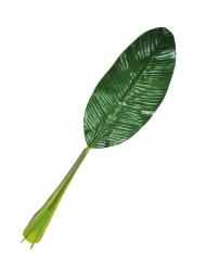 Decoração folha verde Havaí 74 cm