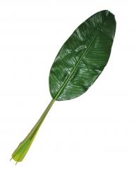 Decoração folha verde Havaí 90 cm