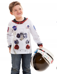 T-shirt astronauta menino