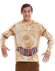 Camisola C-3PO Star Wars™ adulto