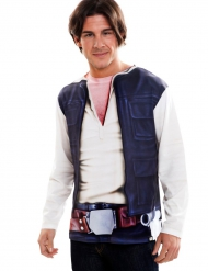 Camisola han Solo Star Wars™ adulto