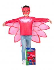 Disfarce Bibou Owlette Pj Masks™ criança
