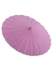 Sombrinha cor-de-rosa