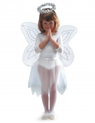 Kit de acessórios fada dos anjos menina