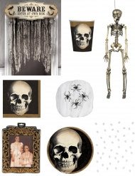 Pack Esqueleto Halloween