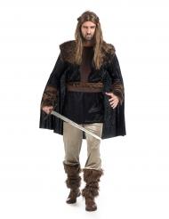 Disfarce guerreiro medieval homem