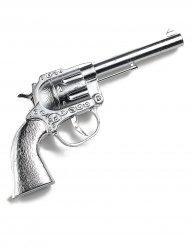 Pistola prateada criança