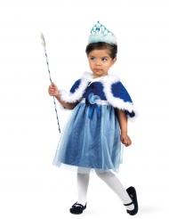 Disfarce fada azul menina