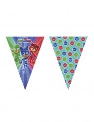 Grinalda de bandeirolas Pj masks™ 2,3 x 25 cm
