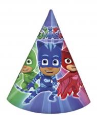 6 Chapéus de festa Pj Mask™