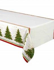 Toalha de plástico árvore de Natal