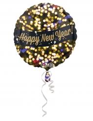 Balão alumínio happy new year