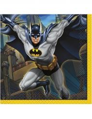 16 Pequenos guardanapos Batman™