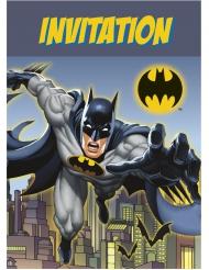8 Convites Batman™