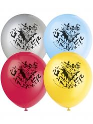 12 Balões látex Batman™