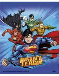 8 Sacos de festa Justice League™