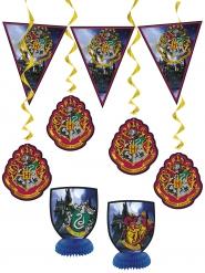 Kit de decorações Harry Potter™ 7 peças
