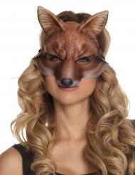 Mascarilha raposa adulto