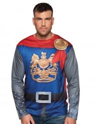 T-shirt cavaleiro adulto