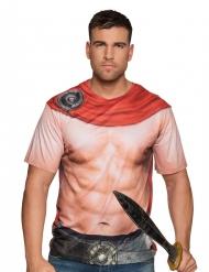 T-shirt gladiador adulto