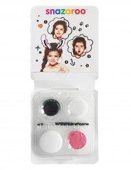 Mini kit de maquilhagem coelho Snazaroo™