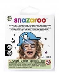 Mini kit maquiagem pirata Snazaroo