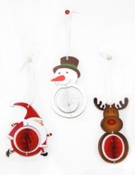 3 Decorações de Natal