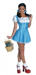 Disfarce Dorothy O Mágico de Oz™ mulher