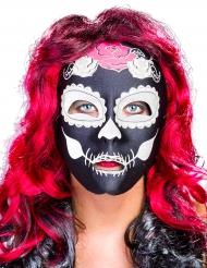 Máscara fosforescente mulher