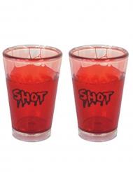 2 Copos shooter sangrentos