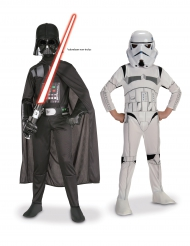 Pack Darth Vader e Storm Trooper Star Wars™ criança