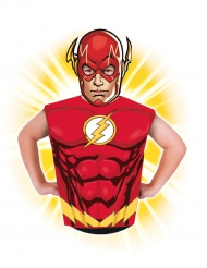 T-shirt e máscar Flash™ criança